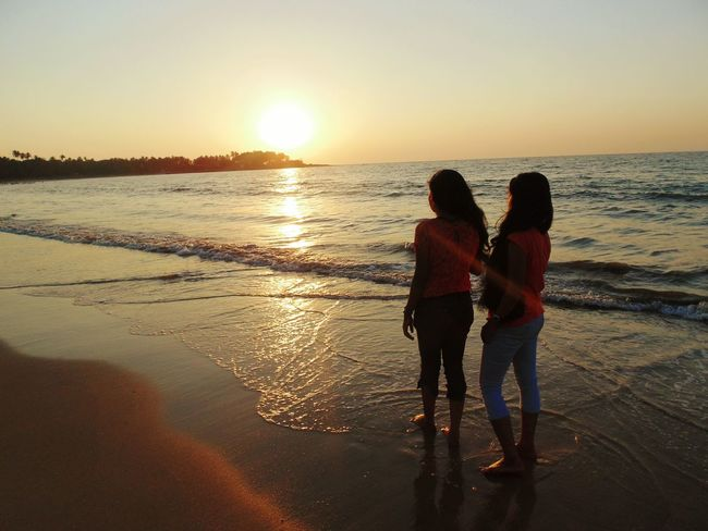 Malvan Fun EyeEm Best Shots Enjoying Life Friendsforlife Greatmoments India Beach Traveling Love ♥ Enjoying Nature Sea Life
