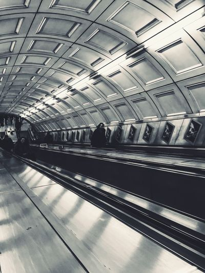 U N D E R G R O U N G Blach&white Underground Uk London Love First Eyeem Photo