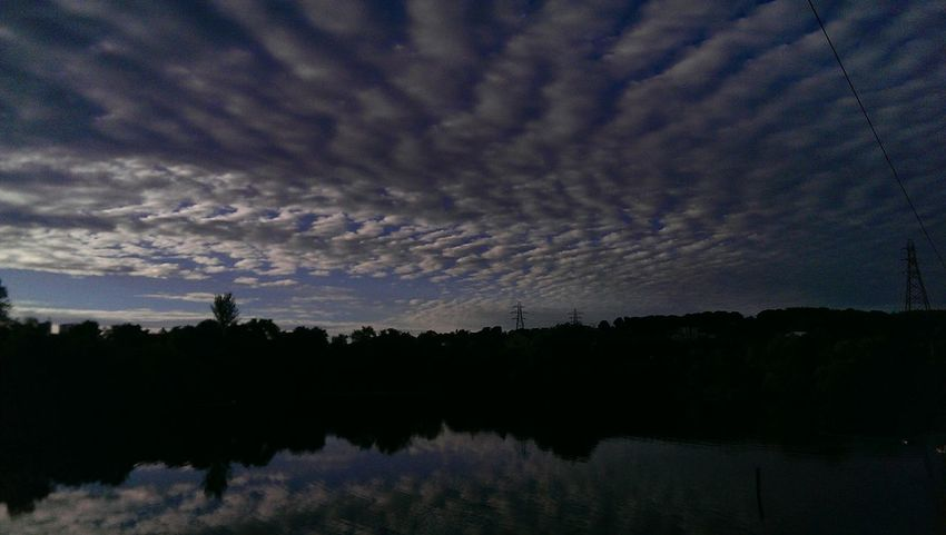Lifeofafishermen Summersky Summer Sky And Clouds Fishing Time Fishermanslife Amazing Place Scotland In Summertime