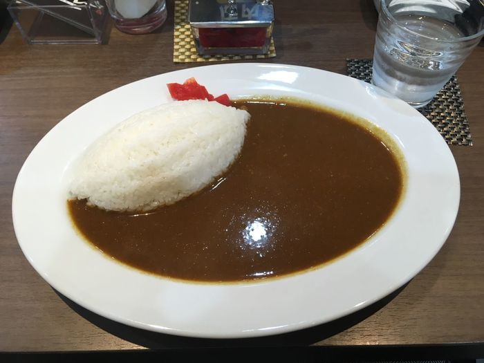 Curry Rice Food