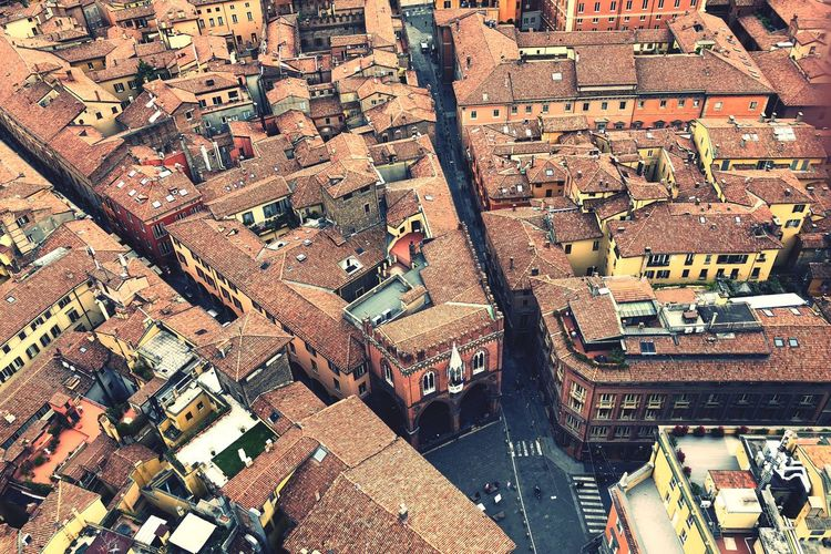 La Rossa Emilia Romagna Italy Roofs Old Town Bologna First Eyeem Photo