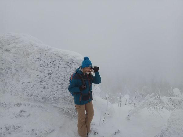 Snow Day Nature буддиский монастырь ШадТчупЛинг прогулка