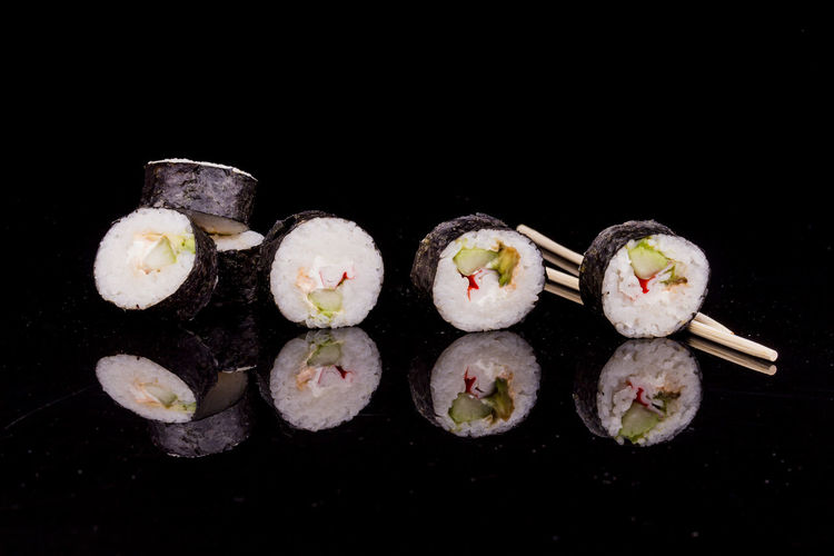 Sushi Delicious Reflejos Studio Food