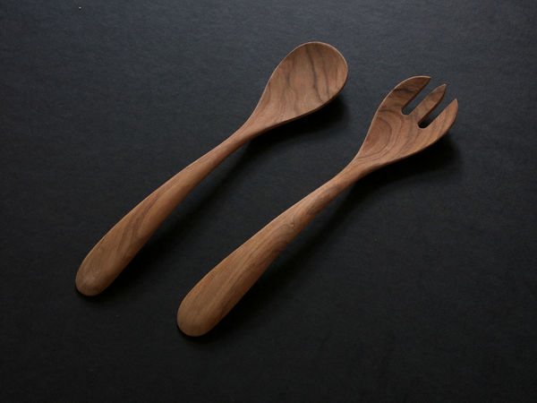 Fork Spoon Besteck Couvert Cuillère Cutlery Food Fourchette Wood - Material The Still Life Photographer - 2018 EyeEm Awards