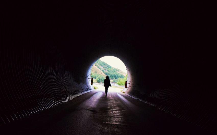 Tunnel Taking
