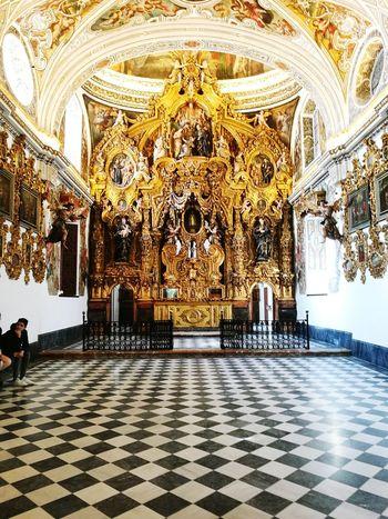 La Fé de los Humildes Sevilla Spain Semana Santa Miarma A La Gloria Silencio El Rincón Del Nazareno Sanluisdelosfranceses Pattern Religion Mosaic Architecture Arch Historic
