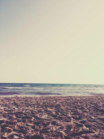 Seaside Beach Sicily Sunset