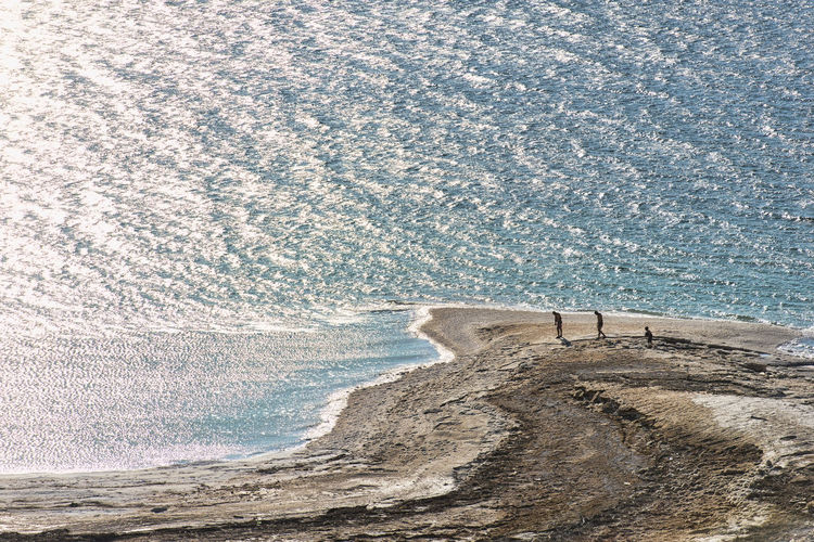Significance Authentic Moments Beauty In Nature Blue Capture The Moment Dead Sea  Exceptional Photographs EyeEm Best Shots EyeEm Nature Lover Feel The Journey Jordan Nature People Sea Shore Significance Travel Well Turned Out