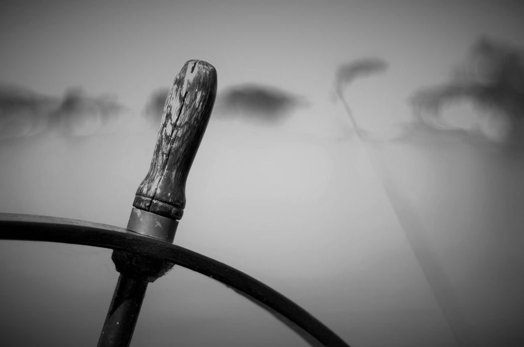 By Gone Close-up Focus On Foreground Metal Monochrome Outdoors Retro Selective Focus