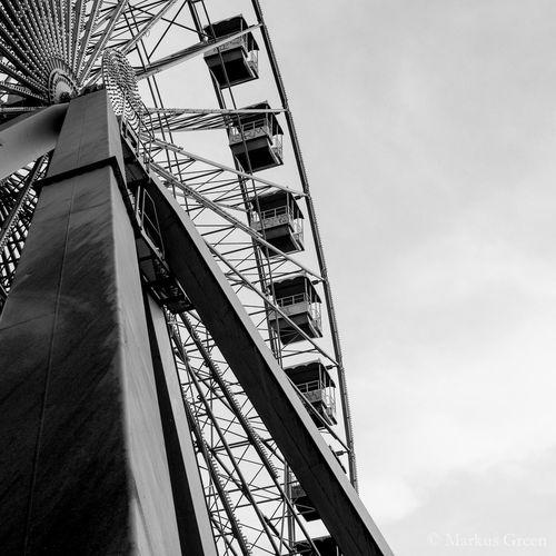 Spreepark Ferris Wheel Berlin Lostplaces Spreepark Ferris Wheel Carnival Rides