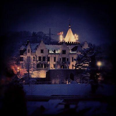 Burg Rode Herzogenrath Aachen Burg Cities At Night