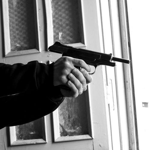 Chechen rebel in syria