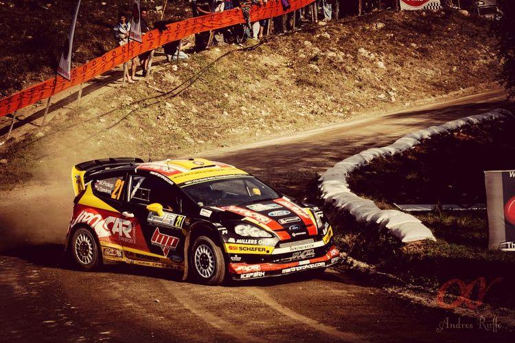 WRC Rally GTO 2014 Wrc Car Argentina