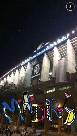 Madrid Realmadrid Bernabéu Football