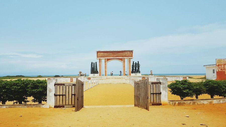 Slavery And Freedom Benin