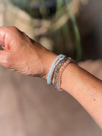 Bracelet perls