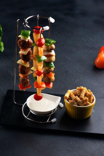 Shish kebabs -