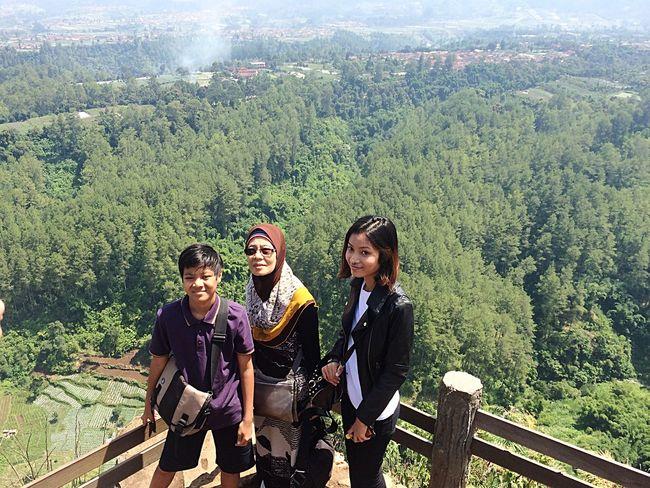 Keraton Cliff Bandung, West Java Holiday