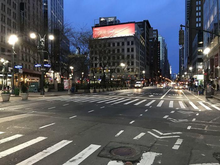 Lights New York