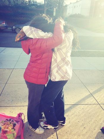, Us Today ( Nopeee were not TOGETHER ! )