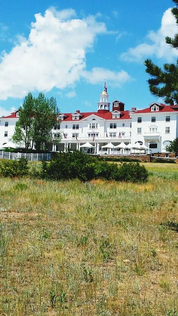 The Stanley hotel from the shinning!
