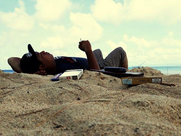 Seashore of