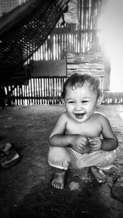 """An infant's smile was the greatest promise that the world would go on, no matter how much the grown-ups mucked around with it."" — Janice Maynard, author Baby Girl Full Length Childhood Child Playing Baby Boys Babyhood Baby Clothing Babies Only One Baby Girl Only The Portraitist - 2018 EyeEm Awards The Fashion Photographer - 2018 EyeEm Awards"
