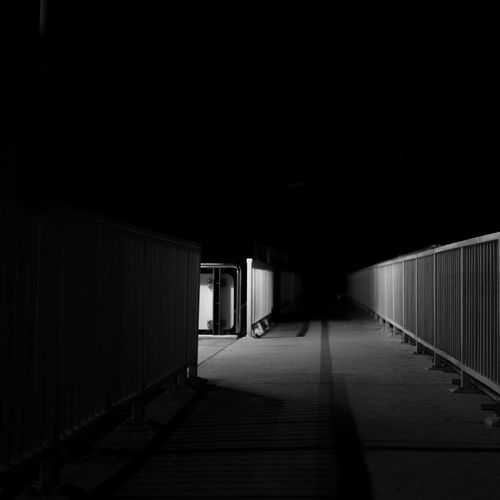 1:1 Absence Architecture Blackandwhite Blackandwhite Photography Bridge Bridge - Man Made Structure Composition Darkness And Light Empty Illuminated Leading Leading Lines Light And Shadow Night Nightlife Perspective Showcase: February Space Street Photography Learn & Shoot: After Dark The Way Forward Urban Geometry Urban Landscape Urban Lifestyle Welcome To Black The Secret Spaces