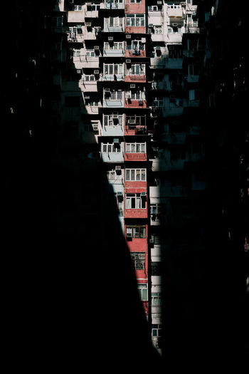 Architecture Architecture_collection Hong Kong Abundance Apartment Architecture Arrangement Book Bookshelf Building Building Exterior Built Structure City Dark Education In A Row Large Group Of Objects No People Publication Shelf Window The Architect - 2018 EyeEm Awards The Traveler - 2018 EyeEm Awards