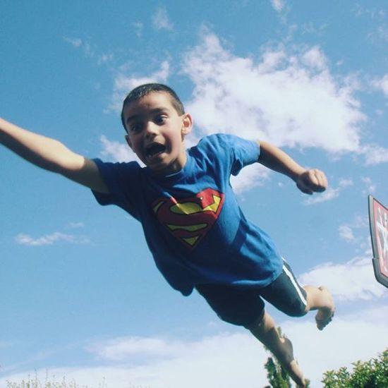 SuperBoy Photography Photos Photo VSCO Vscocam Vscocamphotos Vscoaus Vscoaustralia Vscomelbourne Capture Canon Super Superman Flying