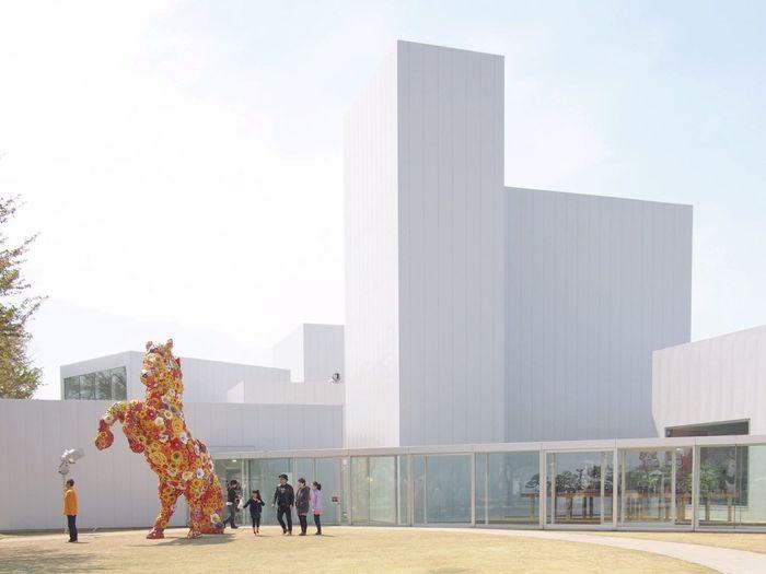 RyueNishizawa TowadaArtCenter Architecture Streetphotography