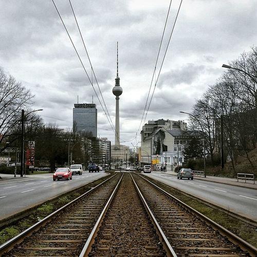 Fernsehturm Tramway
