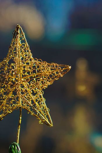Happy Christmas https://www.youtube.com/watch?v=8cJOm72QDDA Xmas Xmas Decorations Bokeh Bokehlicious Bokeh Photography Sony A6000 50mm F1.8 50mm XMas Spirit Gold