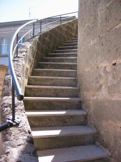 Architecture Built Structure Day Hand Rail No People Outdoors Railing Staircase Stairs Steps Steps And Staircases The Way Forward