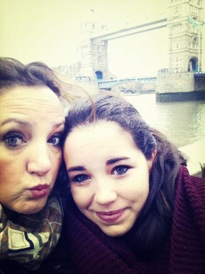Londres 2013, Maman