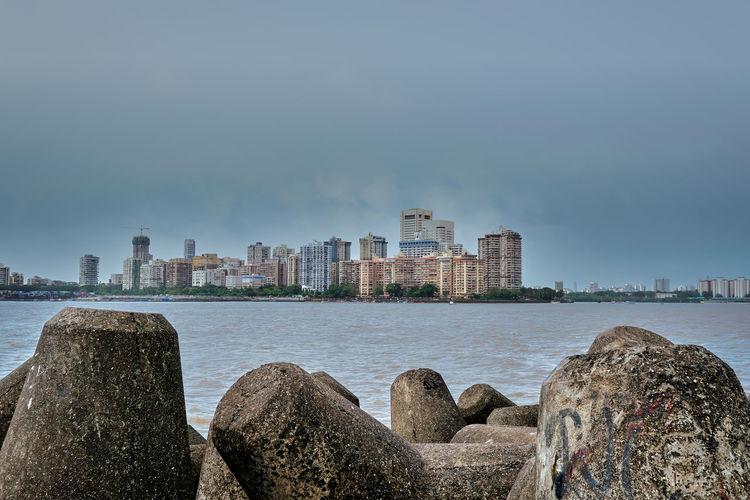 View of Mumbai