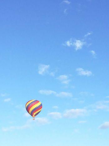 Hot Air Baloon Sky Phone Photography Eyeem Philippines