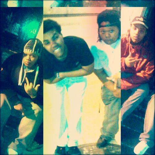 me && my cousin against the world #familyovaeverything