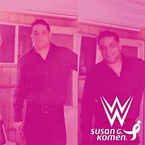 Susan G. Komen Fight For Breast Cancer Go Pink Serg Laz