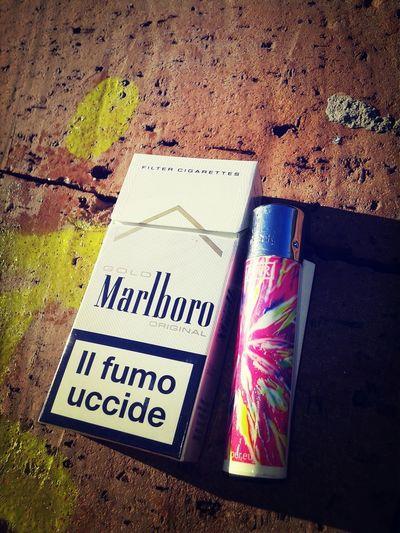 Marlboro SMOKE WEED EVERYDAY Smoke Time Hi!