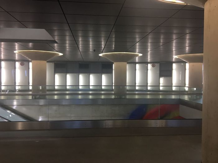 Transtation #trainstation #chlodwigplatz #cologne #köln Ceiling Illuminated Architecture Indoors  No People Architectural Column Built Structure
