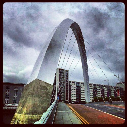 'Glasgow Arch' SquintyBridge Glasgowarch Bridges Glasgow  Scotland linegasm Architecture architectureporn Cloudporn sky Skyporn igscout igscotland igtube igaddict Igers igdaily Tagstagram most_deserving iphonesia instagood instamob instagrammers picoftheday bestoftheday Primeshots