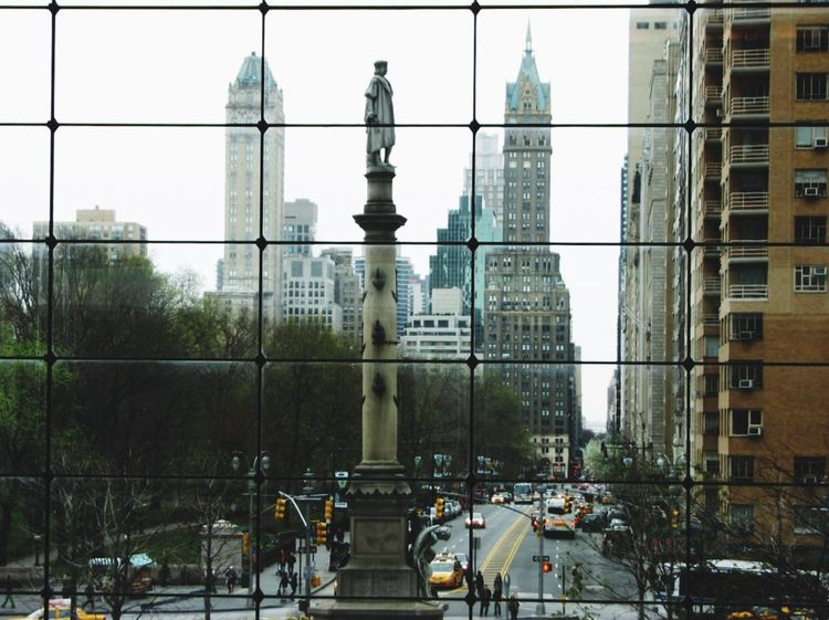 Central Park Shpping View From The Window... New York City Streets Urbanphotography Traffic Enjoying Life Newyorkskyline Center CentralPark Central Park - NYC Manhattan Skyline View Architecture Cityscapes Citylife Cityview