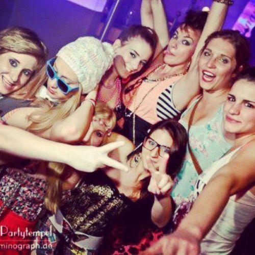 Birthday Party Girls Badtaste
