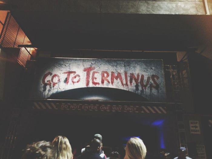Halloween Horror Nights was amazing ?