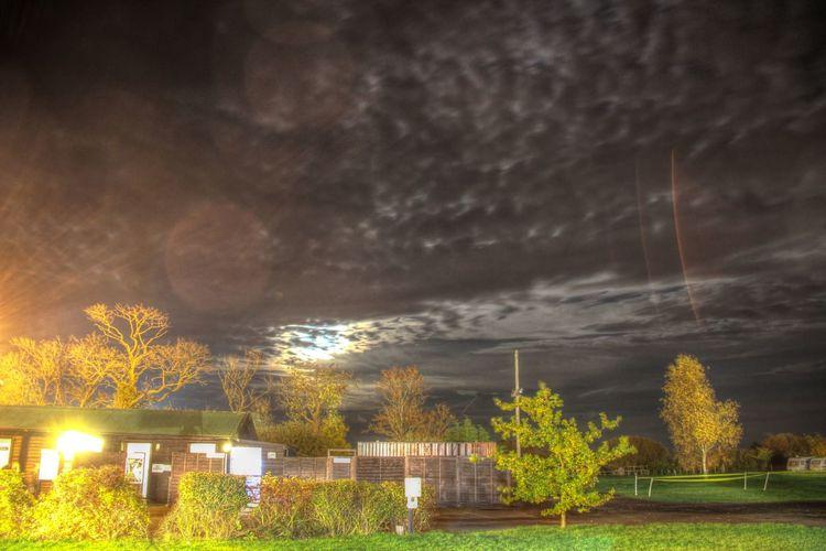 Halloween HDR Stonham Stonham Barns Suffolk