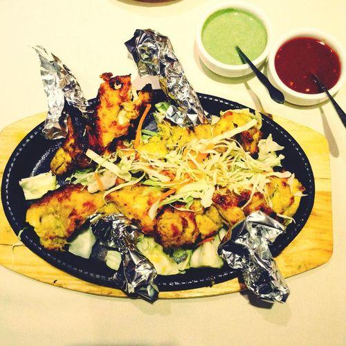 Kalmi Kabab Chicken Indian Food Foodporn