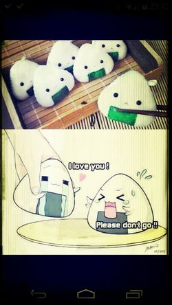 KAWAII Onigiri Aegyo Check This Out