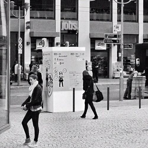 The three degrees Monochrome Bw Street Man Faces Movement Streetphotography Bnw People Insta_germany Berlin Active Candid Jobs Blackandwhite Friedrichstr Portrait Friedrichplatz Girl Germany Expression Streetphoto Friedrichstrasse Woman