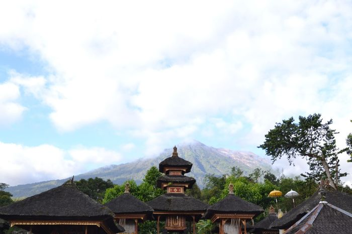 Besakih Temple Bali, Indonesia